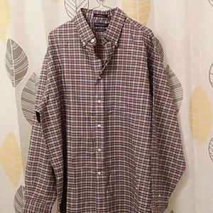 Daniel Cremieux 100 % cotton  Classic Fit Shirt XL